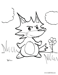 Animal Habitat Coloring Pages Forest Animals Coloring Pages Coloring Pages Preschool