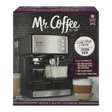 will amazon have any espresso makers on sale for black friday today mr coffee cafe barista espresso maker bvmc ecmp1000 black