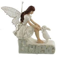 ornaments fairies pixies mince his words
