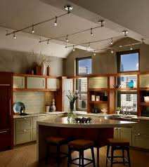 track lighting for kitchen inspirational track lighting kitchen sloped ceiling collection