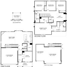 Turnberry Place Floor Plans by Galen Turnberry Commerce City Colorado D R Horton