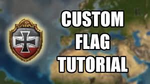 Custom Flags Online Eu4 Tutorial How To Make Custom Flags For Custom Nations Youtube