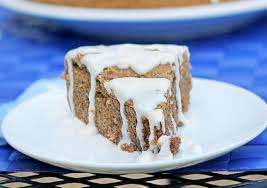cinnamon roll pie recipe by natalie lobel