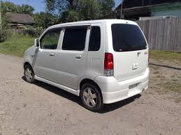 2002 suzuki wagon r for sale 660cc gasoline ff automatic for sale
