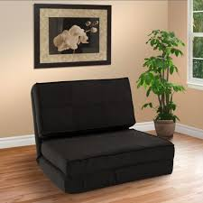Leather Hide A Bed Sofa Slipper Chair Sofa Bed Hide A Bed Folding Sofa Bed Black