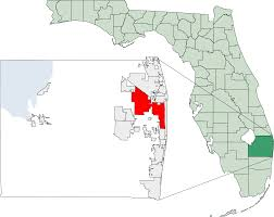West Coast Florida Map by West Palm Beach Florida Simple English Wikipedia The Free