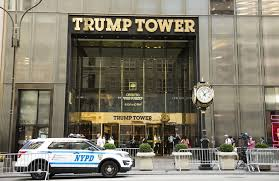trump tower new york address new york city gets reimbursed for guarding trump tower crain s