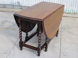 Wood Drop Leaf Table Terrific Vintage Drop Leaf Table English Antique Drop Leaf Table