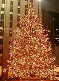 new york christmas tree lighting 2018 nyc rockefeller center christmas tree goes green christmas tree