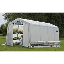 6ft X 8ft Greenhouse Shelterlogic Grow It Greenhouse Kit U2014 10ft W X 20ft L X 8ft H