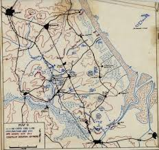 Normandy Invasion Map Maneuver Center Of Excellence Libraries