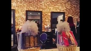 efrance beauty at swank salon before the grand opening freehold