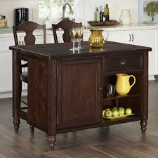 antique walnut kitchen island walmart com