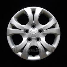 2009 hyundai elantra hubcaps hyundai elantra 2010 2016 hubcap genuine factory oem wheel cover