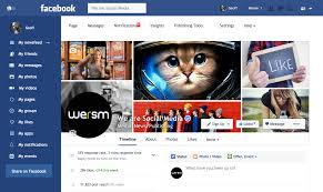 who loves this facebook flat design wersm u2013 we are social media