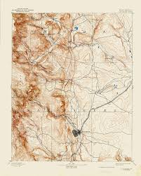 Us Map Topography Las Vegas Topographic Map Topographic Map