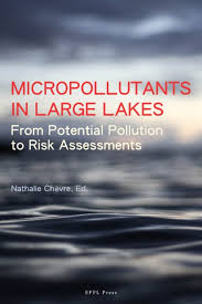 pattern recognition and machine learning epfl epfl press micropollutants in large lakes from potential