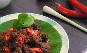 cuisine steak beef rendang recipe how to authentic rendang