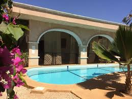chambre avec piscine priv très villa de charme 3 chambres avec piscine privée sénégal