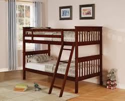 Bunk Beds Kids Wooden From Centurion Pine Waxed Single Staircase - Simmons bunk bed mattress