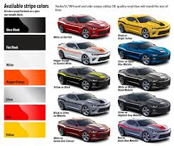 camaro zl1 colors 2017 yenko sc edition camaro ss color options fan of