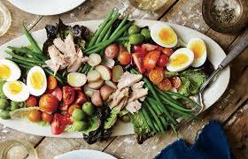 cuisine nicoise feast together communal salade niçoise food republic