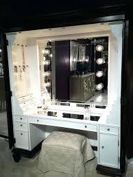 light up vanity table makeup table ideas design napawinetours info