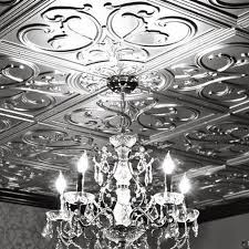 interior the paint faux tin ceiling tiles for backsplash white