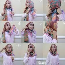 tutorial hijab paris zaskia tutorial hijab zaskia sungkar simple 2017 tutorial hijab terbaru