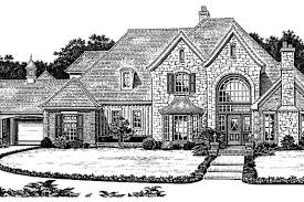dreamhome source country style house plan 5 beds 5 baths 4674 sq ft plan 310 1032