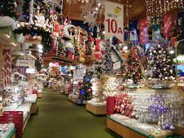 frankenmuth michigan bonners christmas shop the size of 6