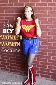 Simple Womens Halloween Costumes 25 Homemade Superhero Costumes Ideas Kids