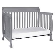 Grey Mini Crib Million Dollar Baby Kalani 4 In 1 Convertible Mini Crib Cullen S