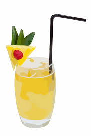 drink svg pineapple cocktail clip art at clker com vector clip art online