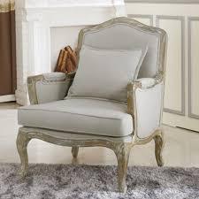 Antique Accent Chair Baxton Studio 37 25 Constanza Antique Accent Chair In Beige