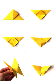 Make It Monday Easy Origami Butterflies Origami Butterfly