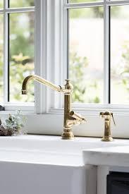 brass kitchen faucet spectacular kitchen on kitchen faucets brass barrowdems