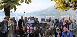 Brunonia around the world with the brown travelers