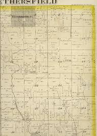 Illinois Township Map by Henry County Ilgenweb