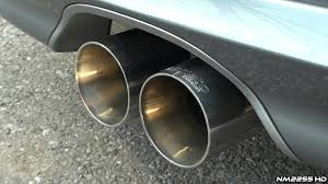 loud capristo exhaust on a porsche boxster s