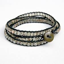 wrap bracelet with beads images Diy wrap bracelet tutorial crafts unleashed jpg