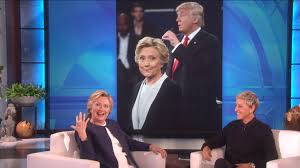 hillary clinton also thought donald trump u0027s debate hovering was