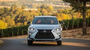best lexus suv used 2017 lexus rx350 f sport everything you need to know about lexus