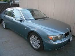 used 2002 bmw 745i for sale 2002 bmw 7 series 745li 4dr sedan in san jose ca s auto sales