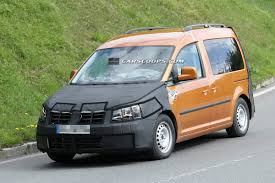 volkswagen caddy 2014 carscoops vw caddy