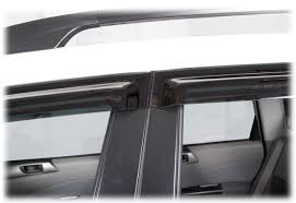 truck rear window guard tape on outside mount perfect fit window visors shades weather