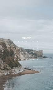 free march 2018 calendar for desktop and iphone best 25 calendar wallpaper ideas on desktop