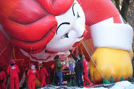 thanksgiving parade balloon inflation to get tighter security ny