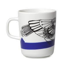 Porcelain Coffee Mugs Marimekko Mugs U0026 Cups Marimekko Coffee Latte Mugs Designer