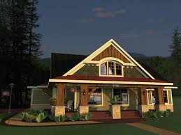 craftsman style bungalow design elevation home decor and design